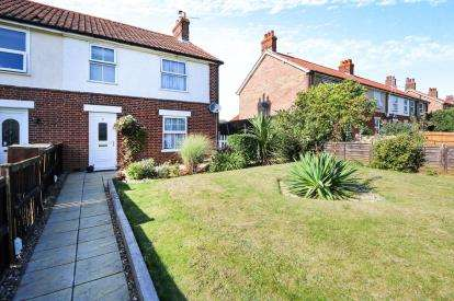 4 Bedrooms End Of Terrace House for sale in London Road, Attleborough