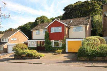 5 Bedrooms Detached House for sale in Burnt Stones Close, Sheffield