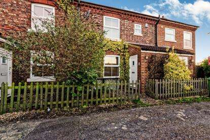 3 Bedrooms Terraced House for sale in Station Cottages, Station Road, Cheddington, Leighton Buzzard