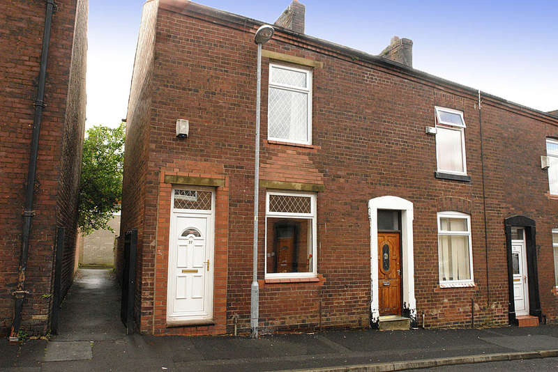 2 Bedrooms Terraced House for sale in 27 Ethel Street, Hathershaw, Oldham