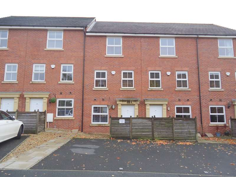 4 Bedrooms Town House for sale in Stonemere Drive, Radcliffe, M26