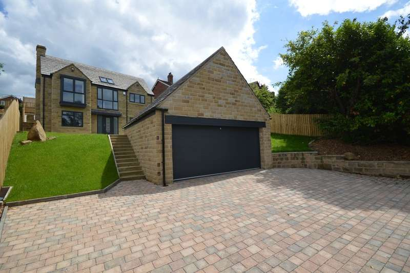 4 Bedrooms Detached House for sale in Barnsley Road, Newmillerdam, Wakefield