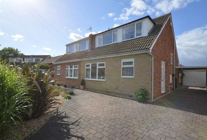 4 Bedrooms Semi Detached House for sale in Church View, Crigglestone, Wakefield