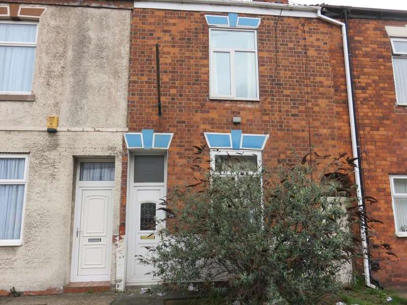 2 Bedrooms House for sale in Newland Avenue, HULL, HU5 2NB