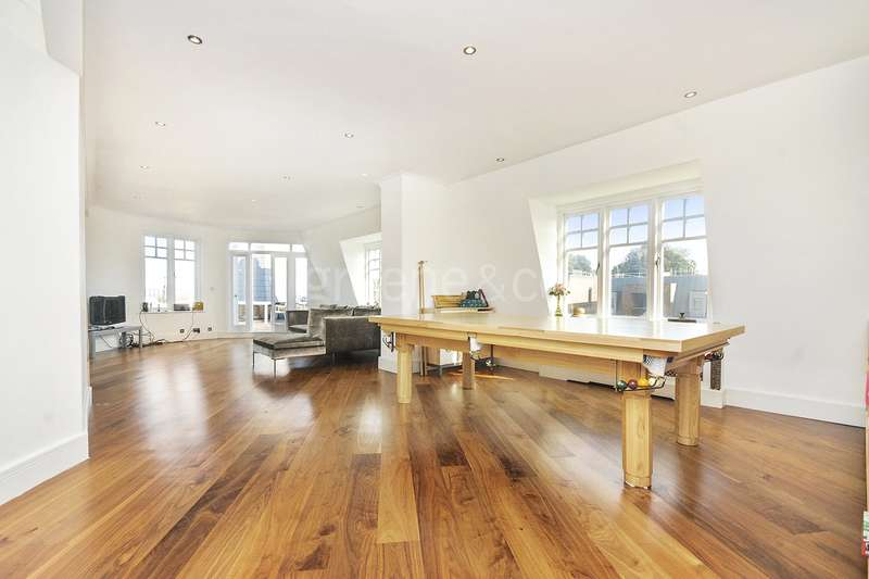 2 Bedrooms Flat for sale in Fortune Green Road, West Hampstead, London, NW6