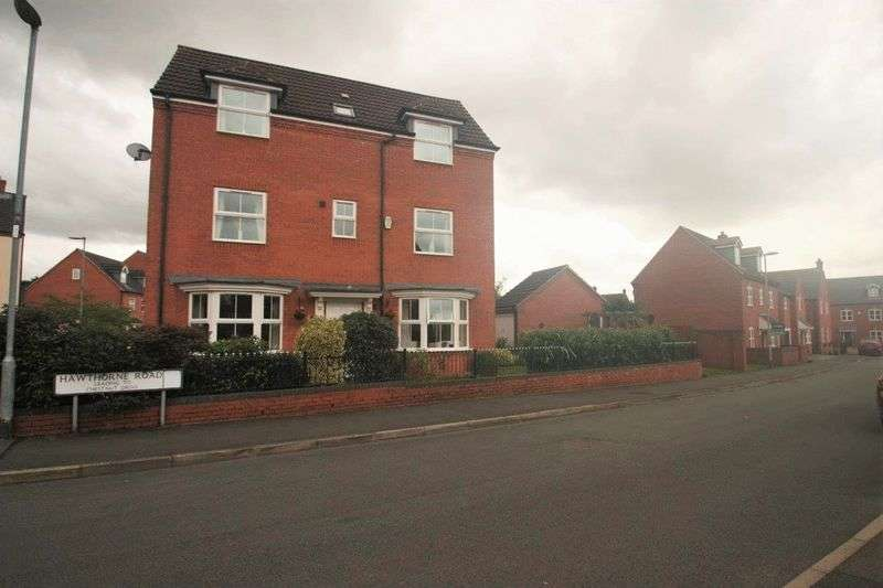 5 Bedrooms Detached House for sale in Jackson Road, Bagworth