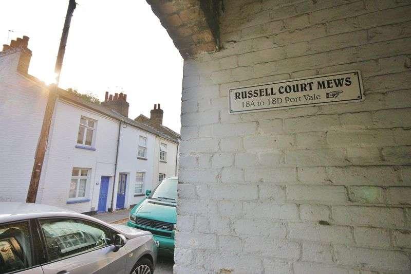 1 Bedroom Terraced House for sale in Port Vale, Hertford