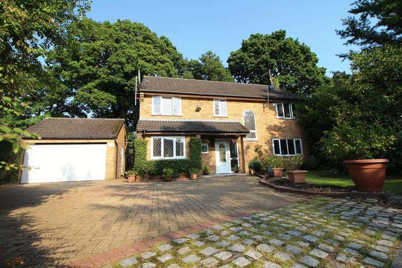 4 Bedrooms Detached House for sale in Dibbins Green, Bromborough