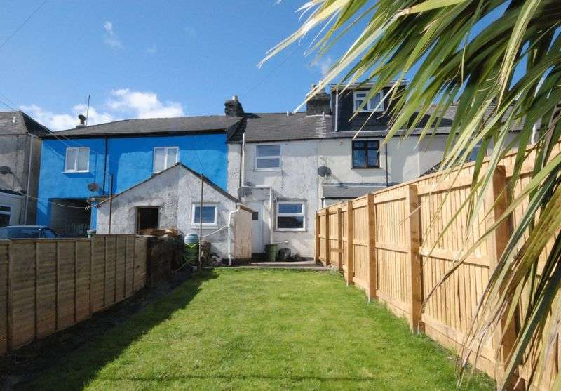 2 Bedrooms Cottage House for sale in Western Road, Ivybridge. A gorgeous character 2 bedroomed former workers cottage, really lovely rear garden.