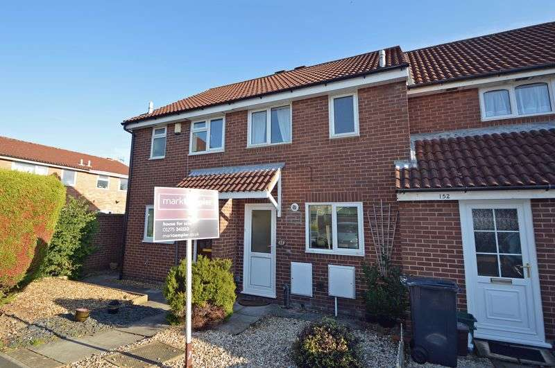 2 Bedrooms Terraced House for sale in Cannons Gate, Clevedon