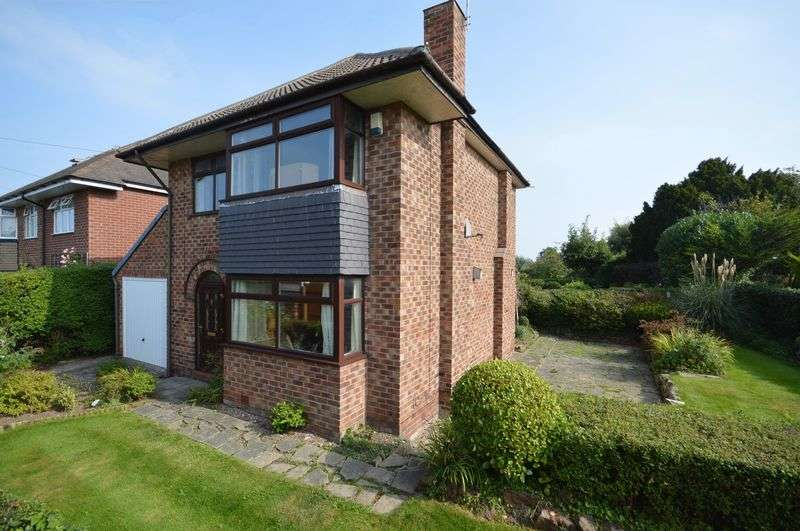3 Bedrooms Detached House for sale in Wood Lane, Greasby