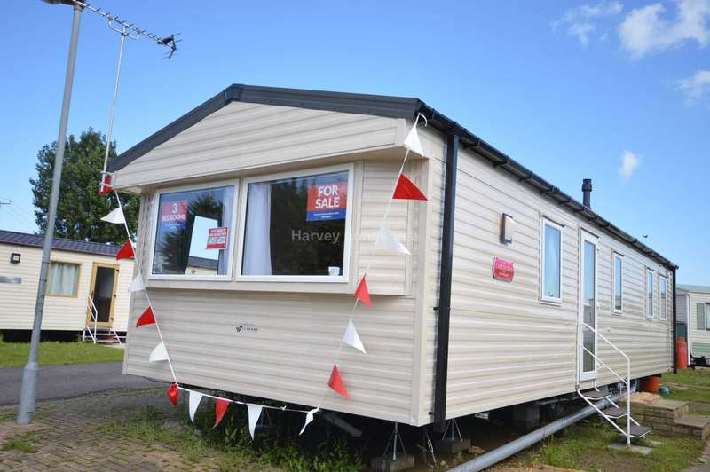 3 Bedrooms Caravan Mobile Home for sale in Steeple Bay Holiday Park, Canney Road, Steeple, Southminster