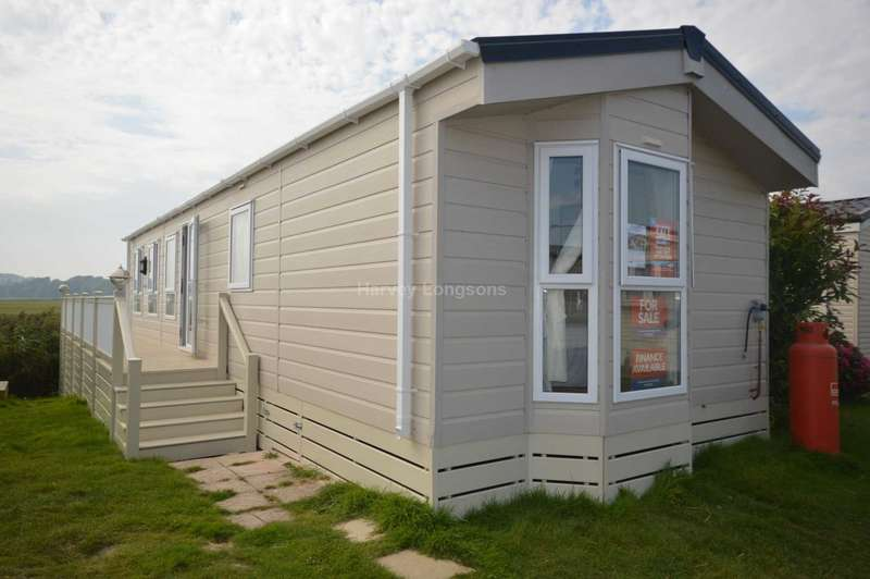 2 Bedrooms Caravan Mobile Home for sale in Winchelsea Sands Holiday Park, Pett Level Road, Winchelsea
