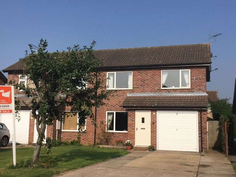 3 Bedrooms Semi Detached House for sale in Bridle Close, Sleaford