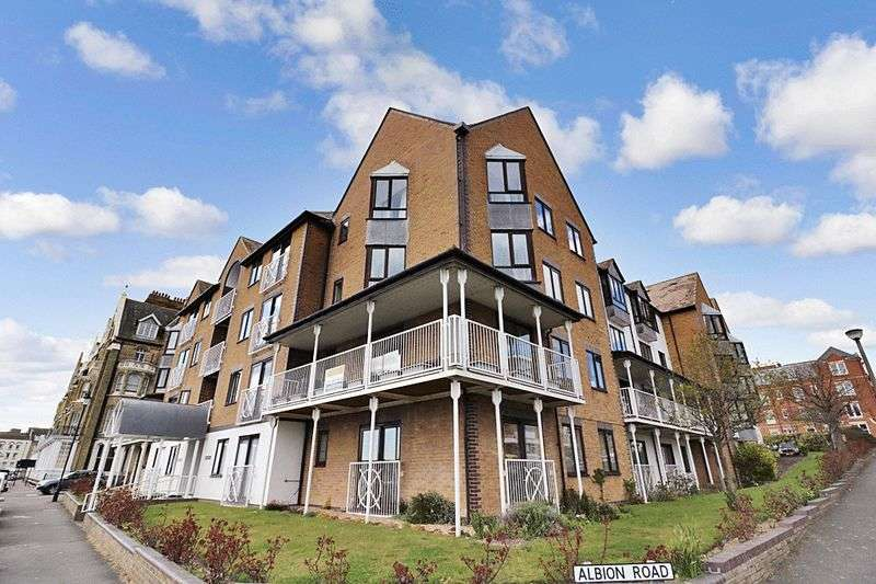 1 Bedroom Retirement Property for sale in Poldark Court, Ramsgate, CT11 8DA
