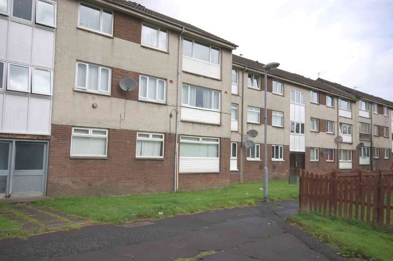 2 Bedrooms Flat for sale in 8B Elizabethan Way Renfrew , Renfrewshire PA4