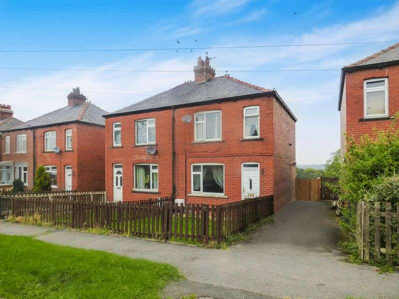 3 Bedrooms Semi Detached House for sale in The Crescent, HD8 0TP