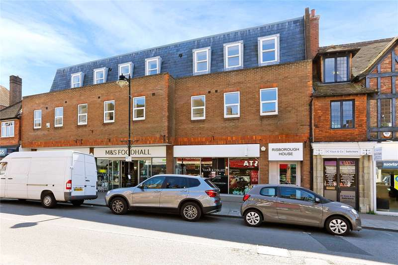 1 Bedroom Flat for sale in Sycamore Road, Amersham, Buckinghamshire, HP6