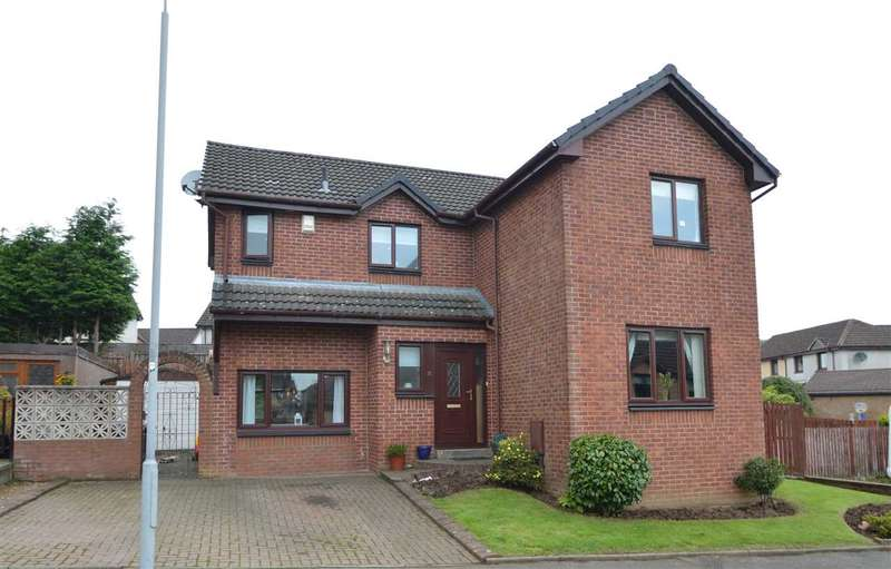 4 Bedrooms Detached House for sale in Shearer Drive, Hamilton