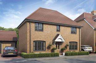 3 Bedrooms House for sale in Downs View, Wye, Kent