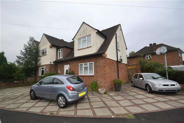 5 Bedrooms Semi Detached House for sale in Southville Crescent, Bedfont