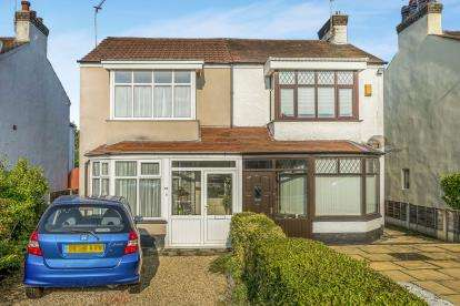 3 Bedrooms Semi Detached House for sale in Lynton Drive, Southport, Merseyside, PR8