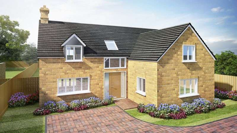 4 Bedrooms Detached House for sale in NEW YATT, Kitebrook (Plot 3), The Orchard, New Yatt Lane OX29 6TF