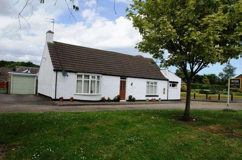 4 Bedrooms Detached Bungalow for sale in North Side, Shadforth