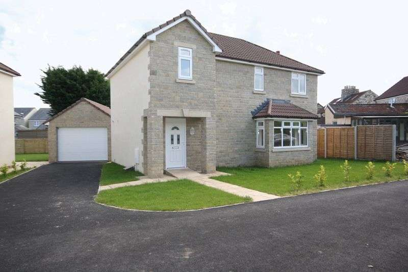 4 Bedrooms Detached House for sale in Kilmersdon Road, Radstock
