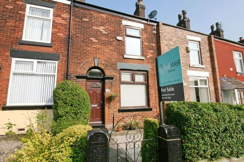 2 Bedrooms Terraced House for sale in Memorial Road Worsley Manchester