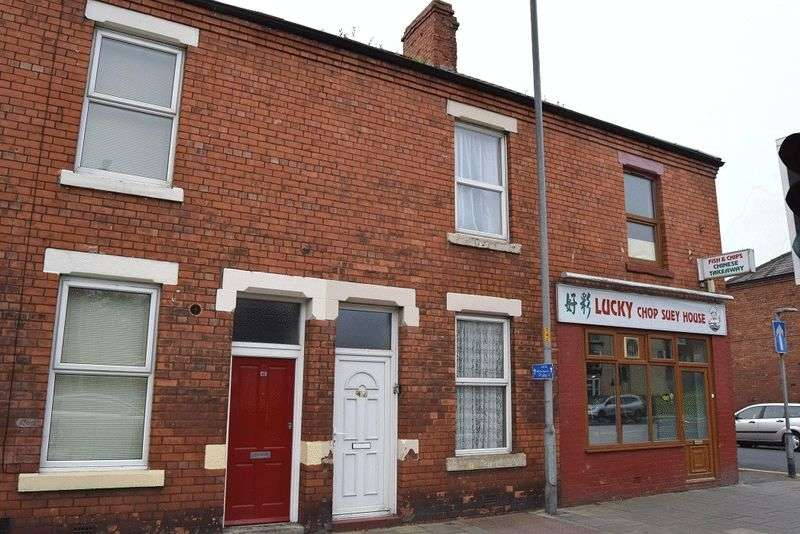 2 Bedrooms Terraced House for sale in Newtown Road, Carlisle