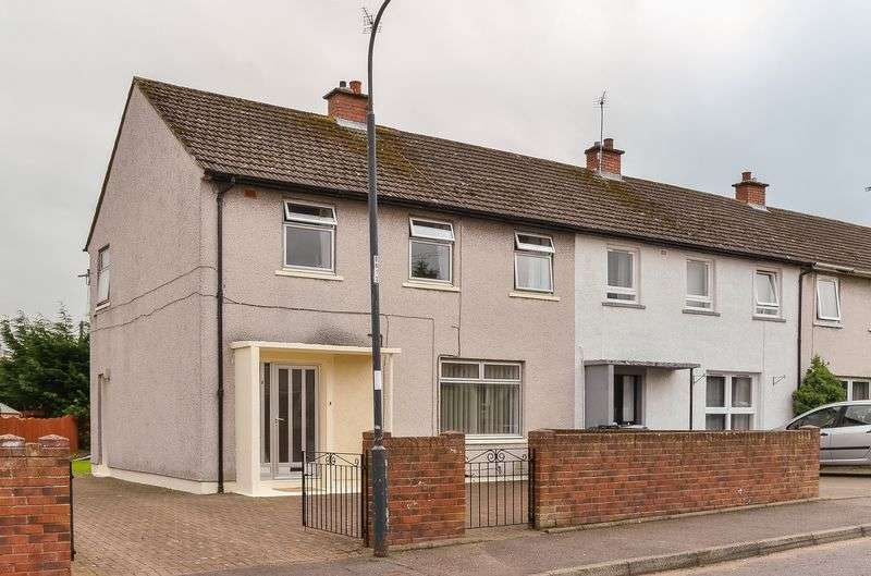 3 Bedrooms Terraced House for sale in 8 Pryde Terrace, Bonnyrigg, Midlothian, EH19 2BQ