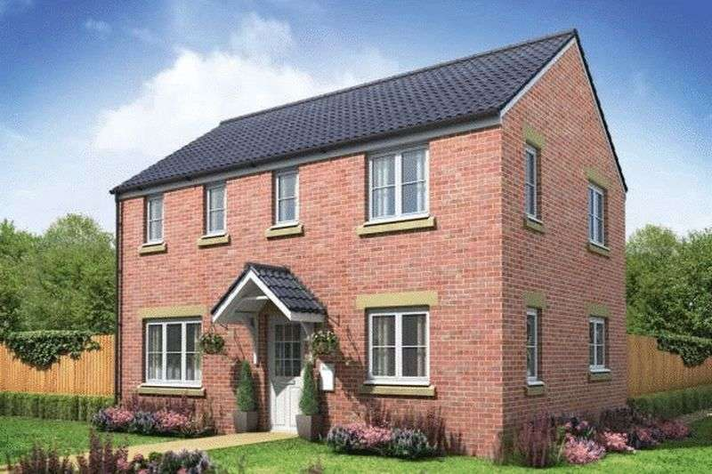 3 Bedrooms Detached House for sale in The Clayton Corner - Kingsbury Meadows, Wakefield