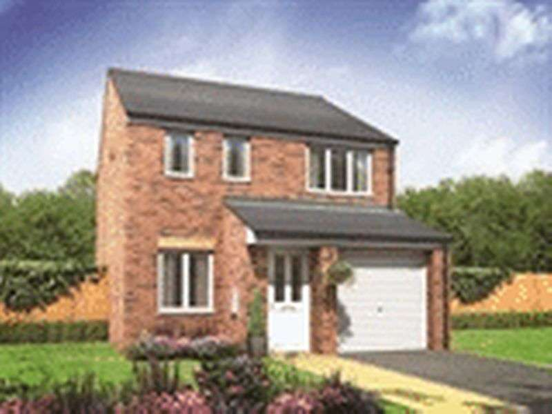 3 Bedrooms Detached House for sale in The Rufford - Kingsbury Meadows, Wakefield