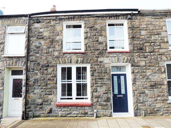 2 Bedrooms Terraced House for sale in Gwendoline Street, Treorchy