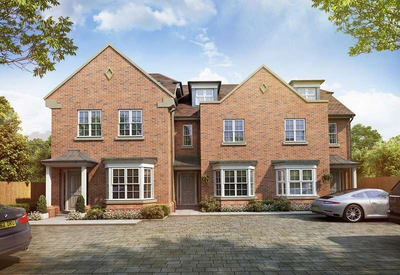 3 Bedrooms Terraced House for sale in Candlemas Lane, Beaconsfield, HP9