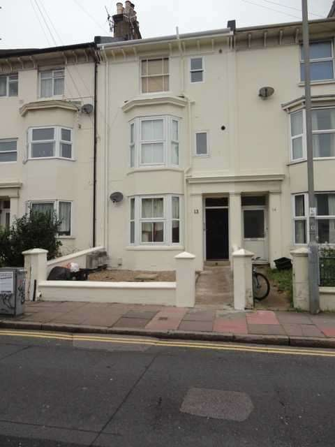 2 Bedrooms Apartment Flat for sale in Upper Lewes Road, Brighton