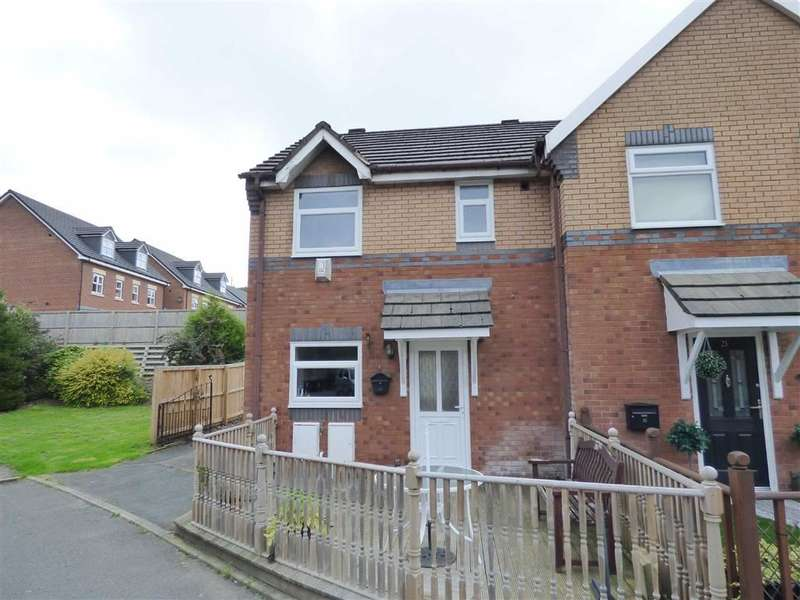 2 Bedrooms Property for sale in Brooklands Close, Mossley, Ashton-under-lyne, Lancashire, OL5