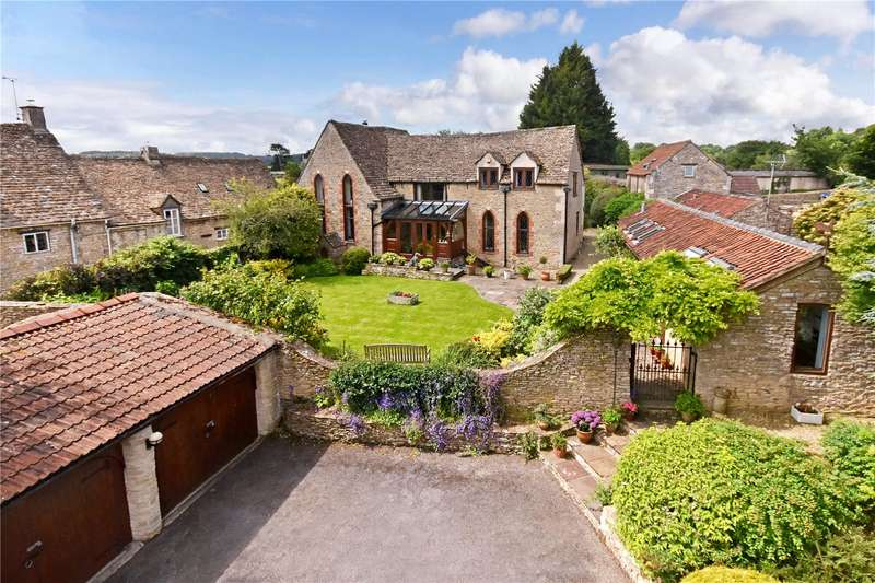 5 Bedrooms Detached House for sale in Sugley Lane, Horsley, Stroud, Gloucestershire, GL6