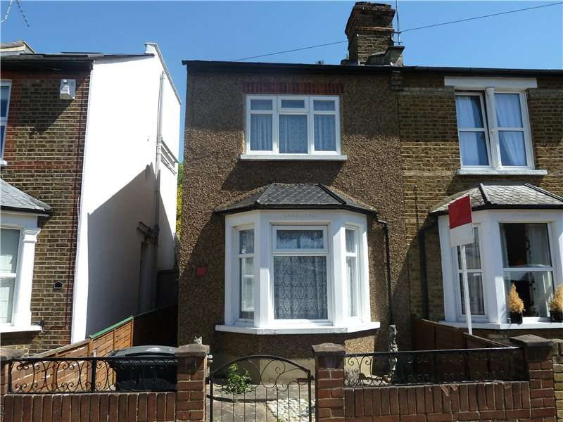 2 Bedrooms Semi Detached House for sale in Willoughby Road, Kingston upon Thames KT2