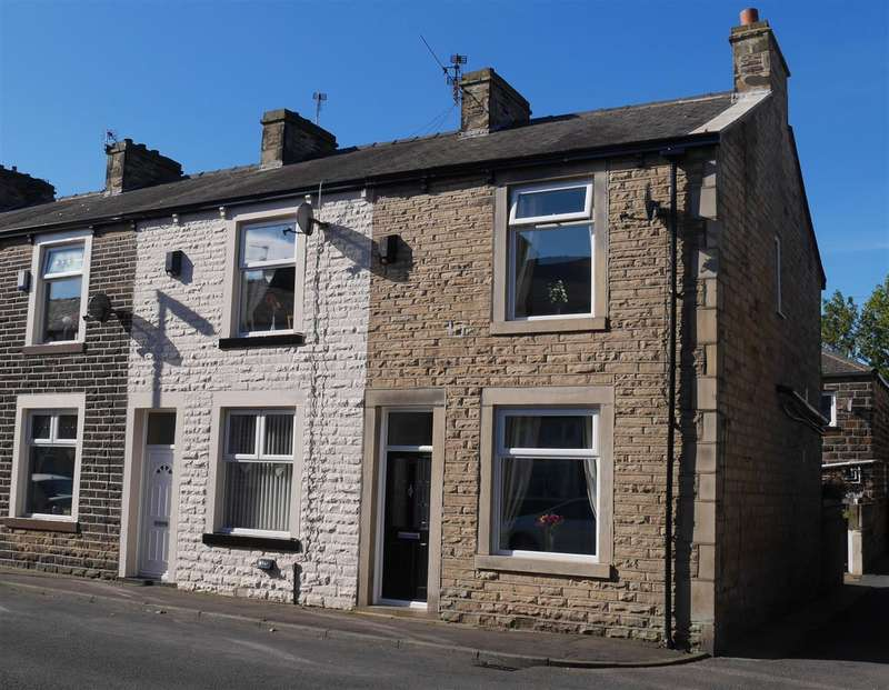 2 Bedrooms End Of Terrace House for sale in Townley Street, Burnley