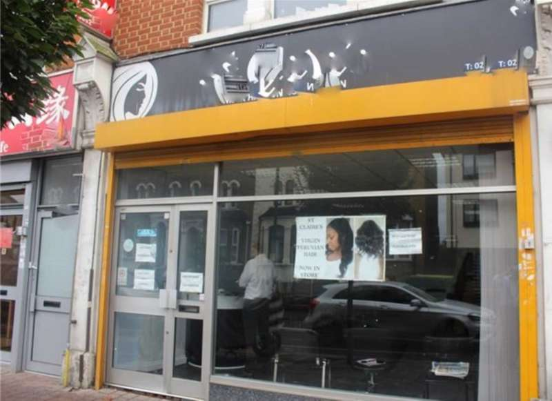 Retail Property (high Street) Commercial for sale in High Road, Leytonstone