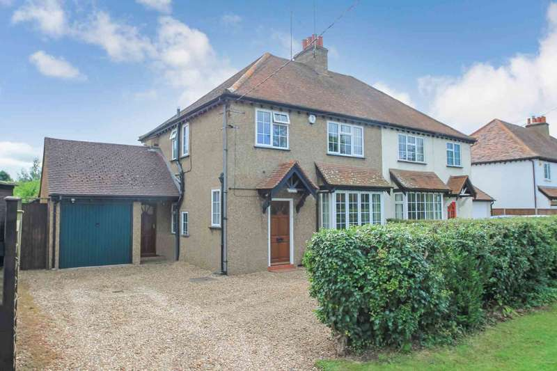 3 Bedrooms Semi Detached House for sale in Cow Lane, Tring