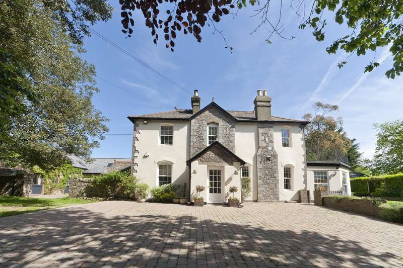 5 Bedrooms Detached House for sale in The Old Parsonage, Woodland, Ashburton