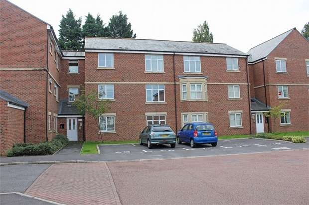 2 Bedrooms Flat for sale in Dorman Gardens, Middlesbrough, North Yorkshire