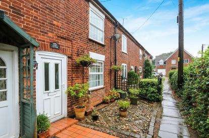 2 Bedrooms Terraced House for sale in Needham Market, Ipswich, Suffolk