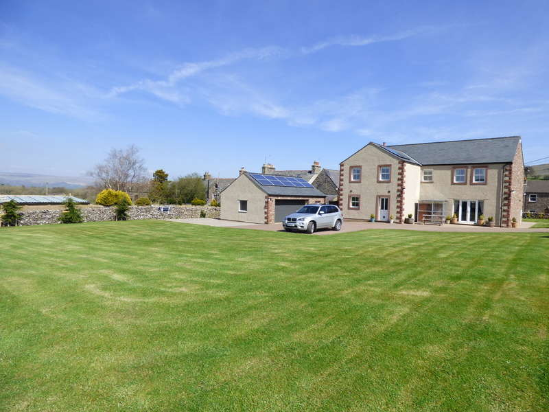 4 Bedrooms Detached House for sale in Stonedale, Nateby, Nr Kirkby Stephen
