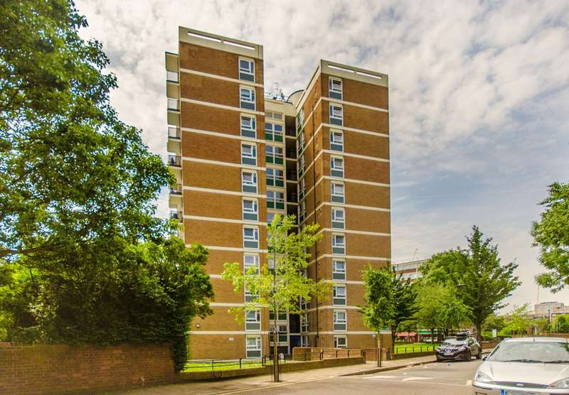 2 Bedrooms Flat for sale in Wimbourne Street, Hoxton, N1