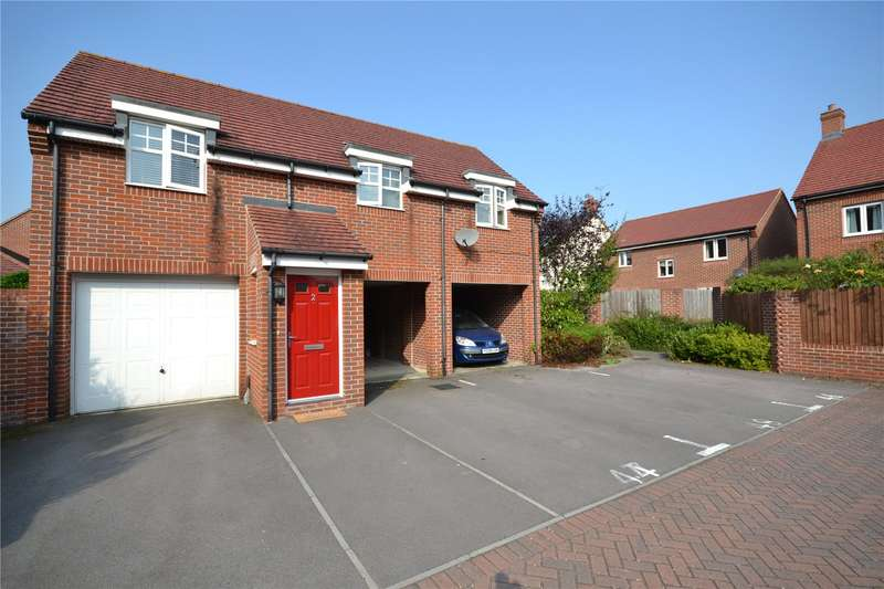 2 Bedrooms Maisonette Flat for sale in Quail Corner, Bracknell, Berkshire, RG12
