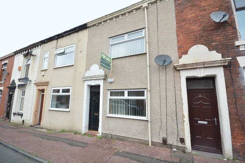 2 Bedrooms Terraced House for sale in Hardman Street, Blackburn